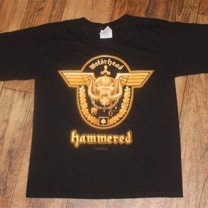 Motorhead Hammered T-Shirt